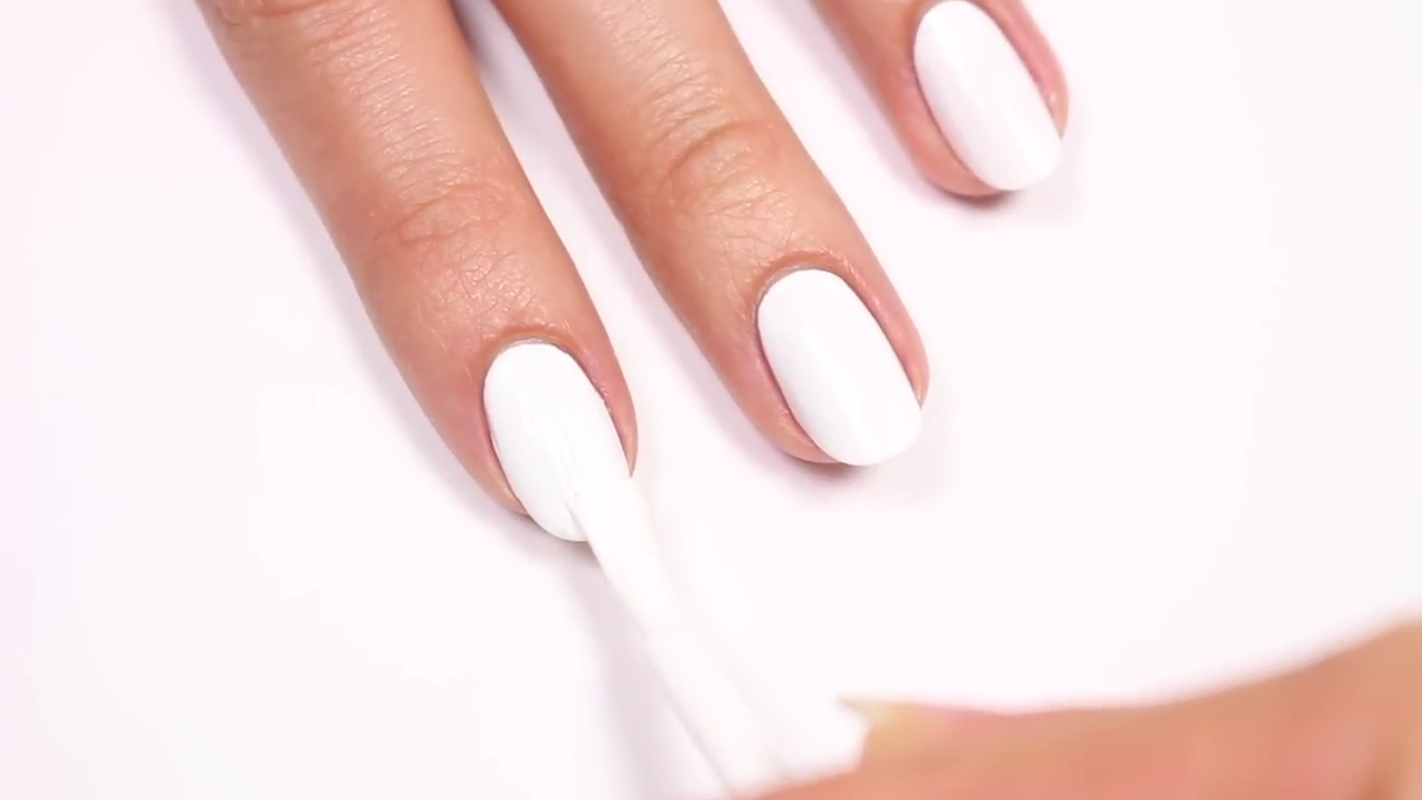 Diy Water Marble Nails The Most Fun Nail Art Tutorial My Cup Of Tea